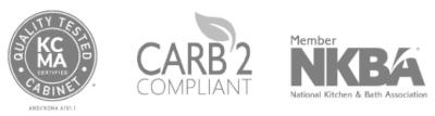 Member logos, Carb 2, NKBA, KCMA
